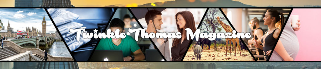 aa11b61ba4de5 ABOUT US TWINKLE THOMAS MAGAZINE  BETTER COVERAGE FOR A WORLD OVERLOADED  WITH INFORMATION Lucky Start Twinkle Thomas Magazine was officially created  on the ...